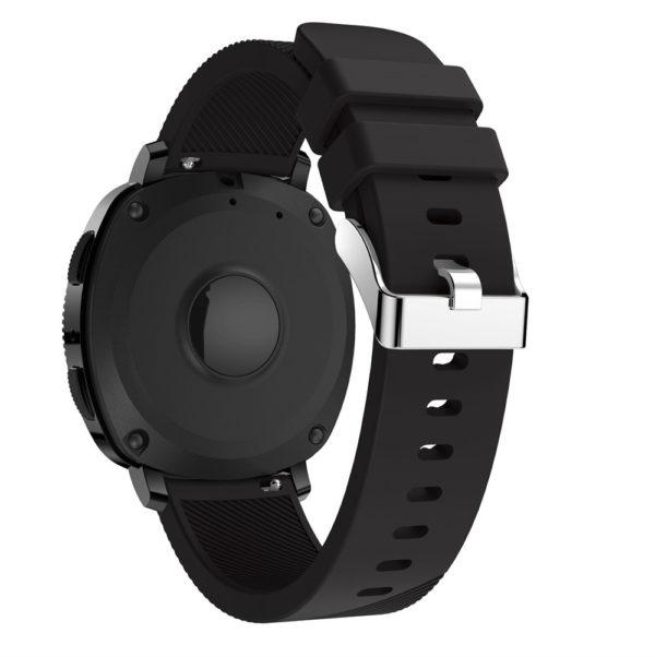 Силиконовый ремешок для Samsung Gear Sport черный