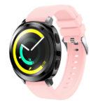 Силиконовый ремешок для Samsung Gear Sport розовый