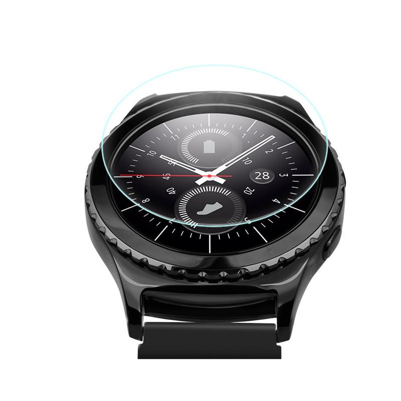 Защитное стекло для Samsung Gear S3 2шт