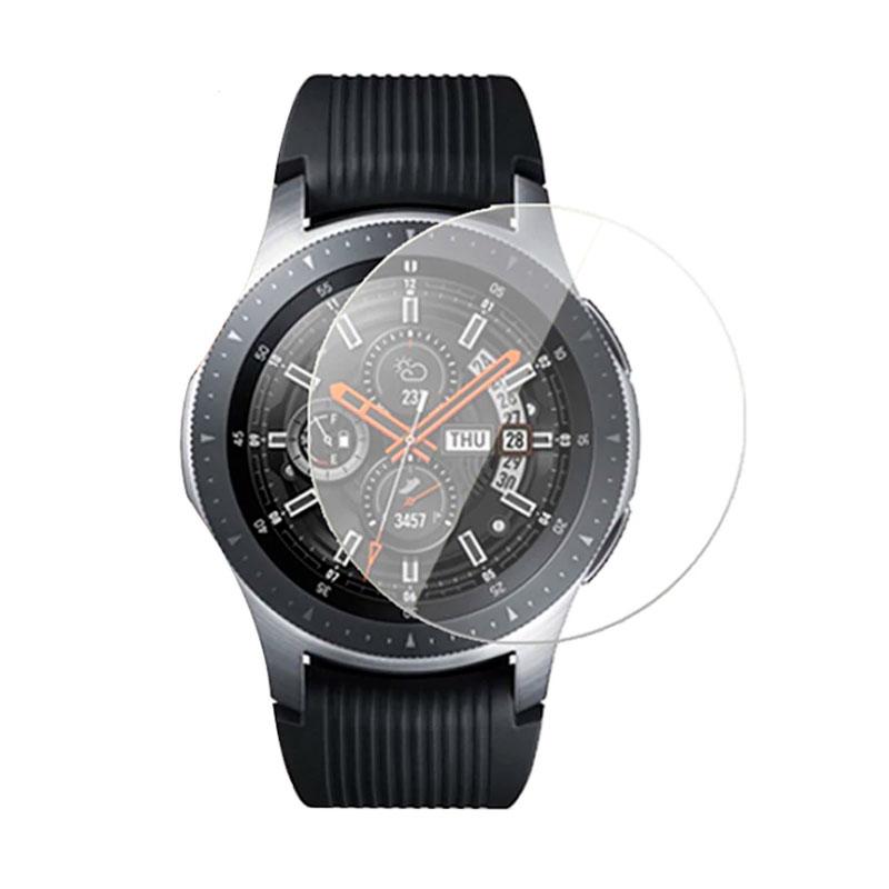 Защитное стекло для Samsung Galaxy Watch 46mm 2шт