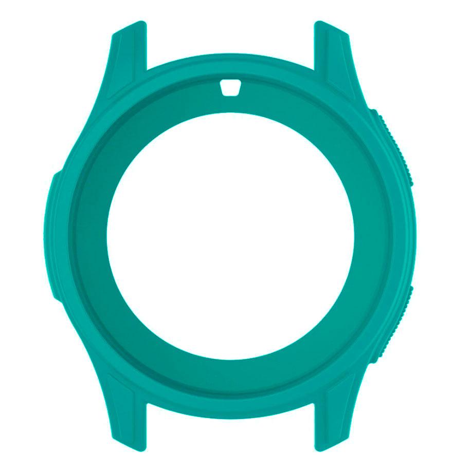 Силиконовый чехол для Samsung Gear S3 / Samsung Galaxy Watch 46mm - бирюзовый